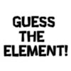 Guess The Element A Free Education Game