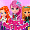 Rock Star Babes Dress Up