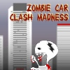 Zombie Car Clash Madness A Free Fighting Game