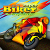 Super Biker is a crazy bike racing game.