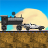 Back to the Future Train Scene A Free Driving Game