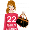 Happy Girl A Free Dress-Up Game