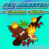 Pet Monster Creator 3-Birds A Free Customize Game