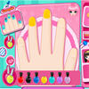 Cutie Nail Salon A Free Dress-Up Game