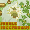 Jungle Juggernaut A Free Adventure Game