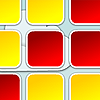 Try to flip all the tiles to one color.