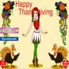 Happy Thanksgiving Girl A Free Dress-Up Game