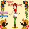 Happy Thanksgiving Girl