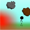 Rock Drop A Free Action Game