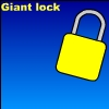 Giant Lock Room Escape