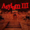 The old asylum was shut down because a doctor had been suspected of horrible crimes. Some of the patients are said to still be roaming around the asylum. You have always enjoyed exploring dark and mysterious places, so you decided to take a look around and explore. Once inside the door closed and is glowing gold! Now you must find out what is keeping you here and how to escape from this asylum. It's a good thing you brought a flashlight and map with you.