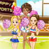 High School Cheerleader 3 A Free Dress-Up Game