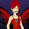 Play Dark Fairy Kesha Dress Up