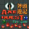 AxeQuest :Fire Zone A Free Action Game