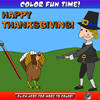 Color Fun Time: Thanksgiving