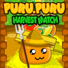 Puru Puru comes with new match 3 puzzle game. Play this new game play puzzle game. Harvest as many vegetables :)