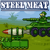 Steel meat A Free Action Game