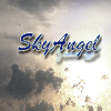 In SkyAngel, your goal is to rack up as many points as possible by defeating enemies and hopping on clouds.