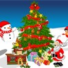 Gorgeous Christmas Tree A Free Dress-Up Game