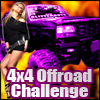 The Glitterboys 4x4 Offroad Challenge A Free Action Game