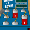 Whack - A - Bomb A Free Action Game
