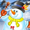 Snowman Dressup