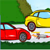 Obstacle Race A Free Driving Game