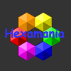 Addictive puzzle game. You have 30sec to break up hexagons and gain time.  You can make combo to get higher score.