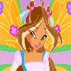 Flora Believix Enchantix A Free Dress-Up Game