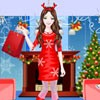 Mrs. Claus Shopping A Free Dress-Up Game
