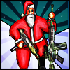Play Santa Kills Zombies