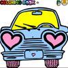 cute car coloring game