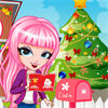 Cutie Trend-Christmas Hair Salon A Free Dress-Up Game