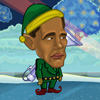 Obama vs Santa A Free Fighting Game