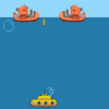 454 SUBMARINE A Free Action Game