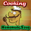 Cooking Homemade Soup