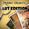 Hidden Objects - Art Edition A Free Puzzles Game