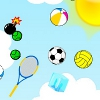Ball Rain A Free Action Game