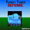 Turret Tower Defense: A Constantly updated and modified game.  Defend your tower from the invading armies with upgrades.