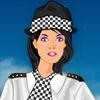 Police Girl Game