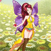 Flowers Princess Fairy A Free Dress-Up Game