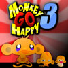 Monkey GO Happy 3 A Free Adventure Game