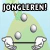 JONGLEREN! A Free Action Game