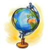 Geography Quiz - Europe A Free Education Game