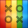 Classic Tic Tac Toe game, with cusomizable backgrounds and one or two player mode.