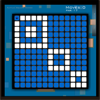 Ajitile is a unique tile-based puzzle game that challenges the player to simply move from one end of the board to the other. No sweat, right?