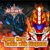 Armor Hero - VS Slugmon(EN) A Free Action Game