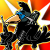 Crowminator A Free Action Game