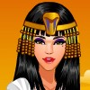 Queen Cleopatra A Free Dress-Up Game