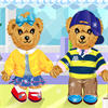 Cute Bears Love Story A Free Dress-Up Game